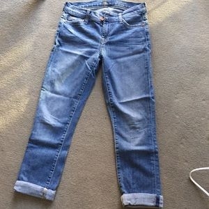 7 for all Nanking jeans
